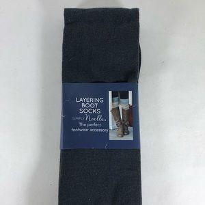 Accessories - Layering Boot Socks